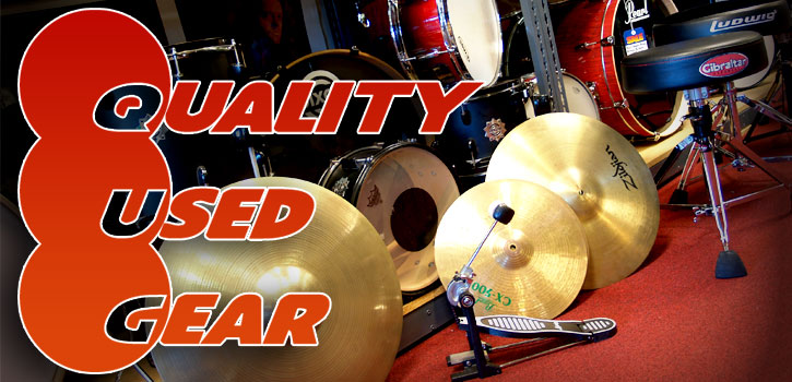 Quality Used Gear