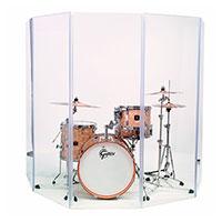 Acrylic Drum Shields