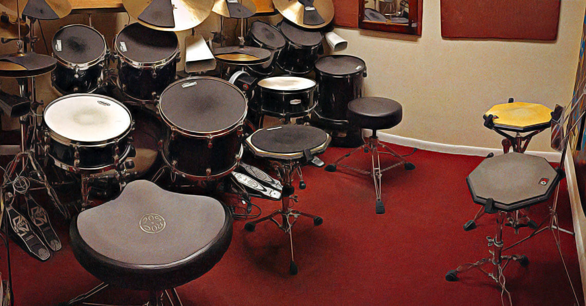 Drums On Sale Lesson Studio