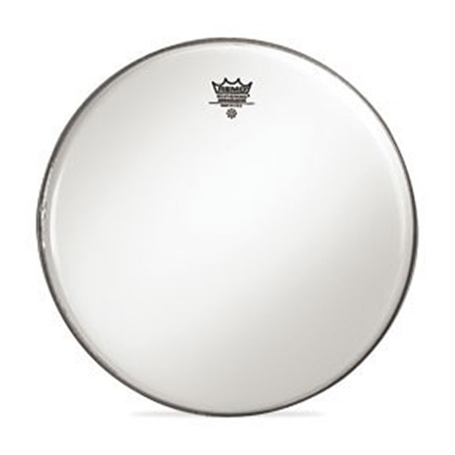 remo ambassador bass drum head smooth white 34 inch drums on sale. Black Bedroom Furniture Sets. Home Design Ideas