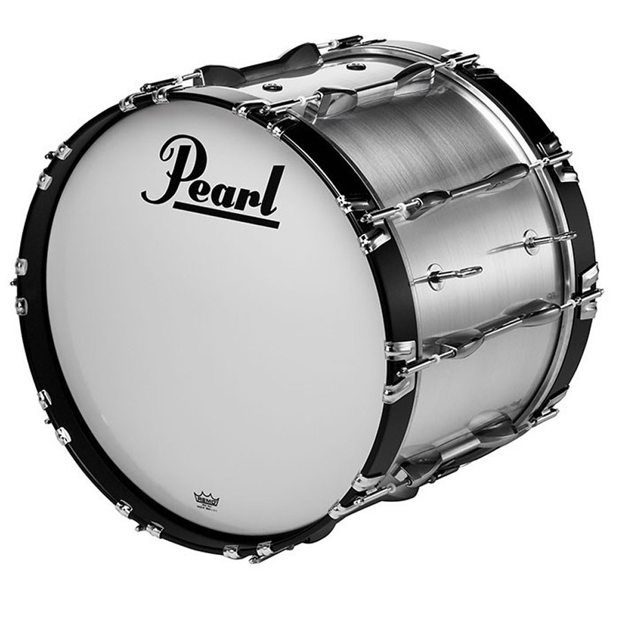 pearl championship series 18 x 14 marching bass drum drums on sale. Black Bedroom Furniture Sets. Home Design Ideas