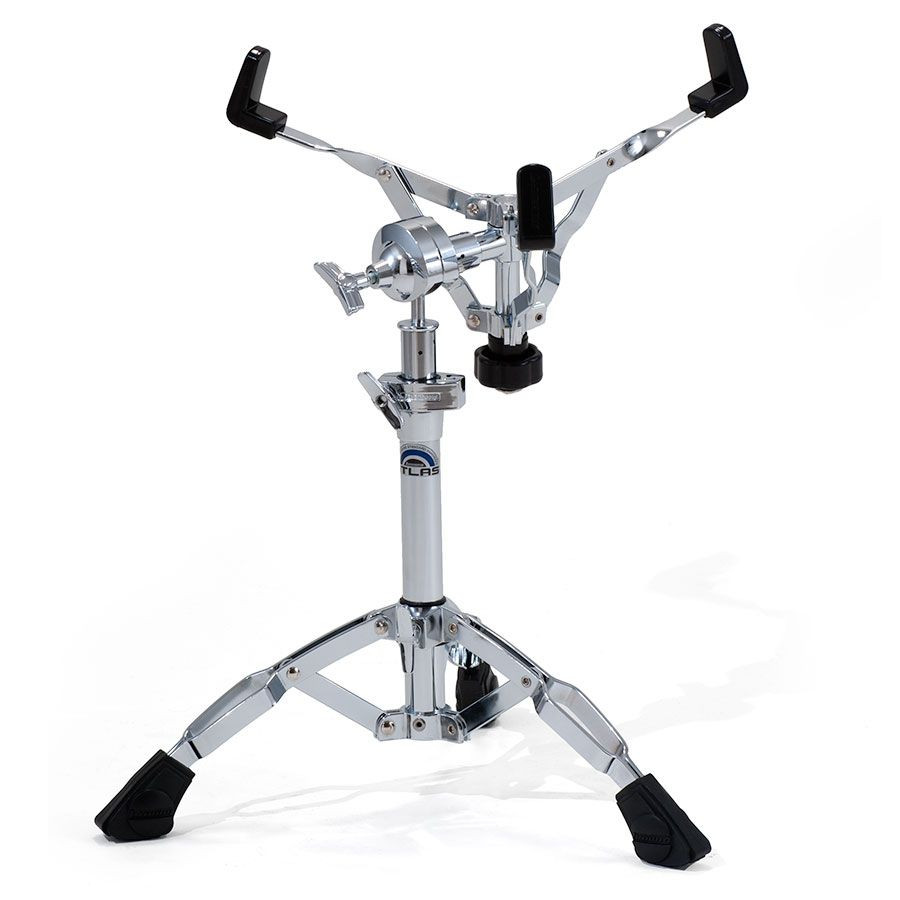 ludwig atlas standard snare stand double braced las22ss drums on sale. Black Bedroom Furniture Sets. Home Design Ideas
