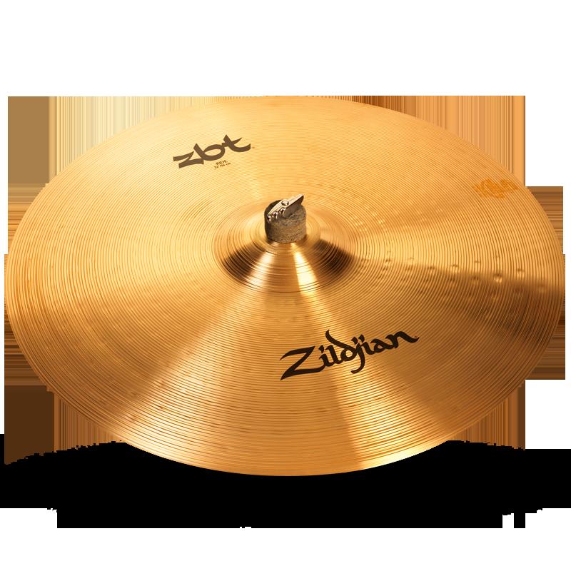 zildjian 22 zbt ride zbt22r drums on sale. Black Bedroom Furniture Sets. Home Design Ideas