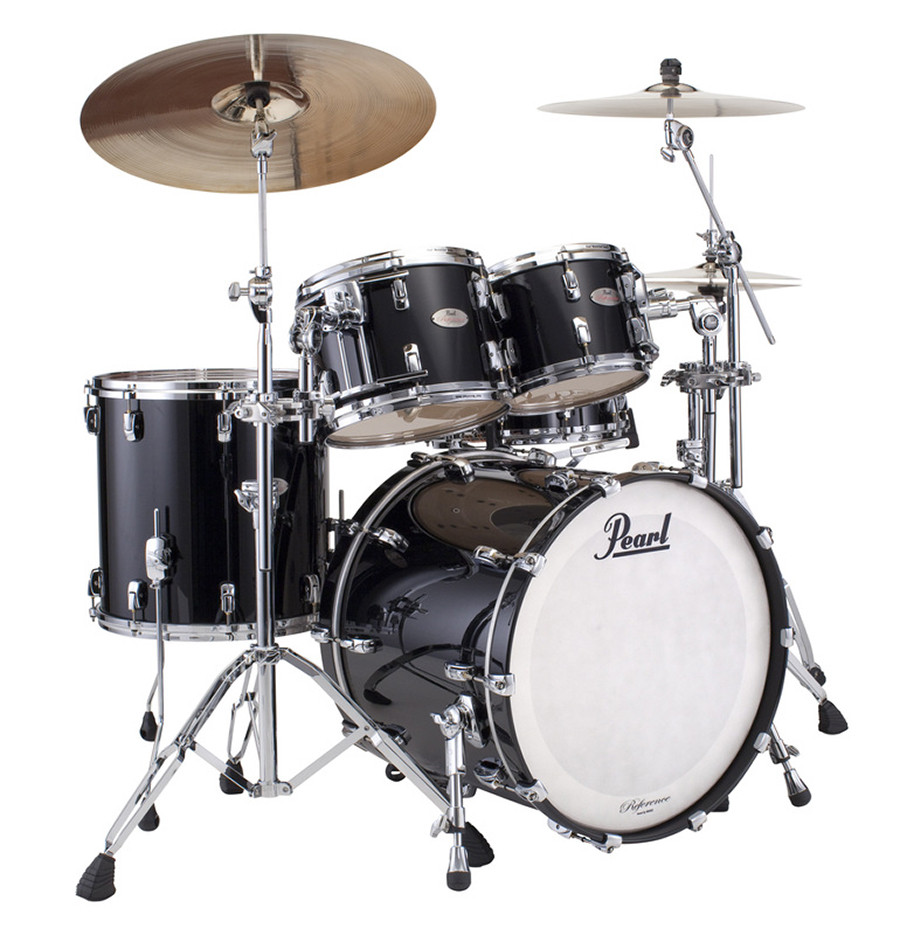 pearl reference series shell pack drums on sale. Black Bedroom Furniture Sets. Home Design Ideas