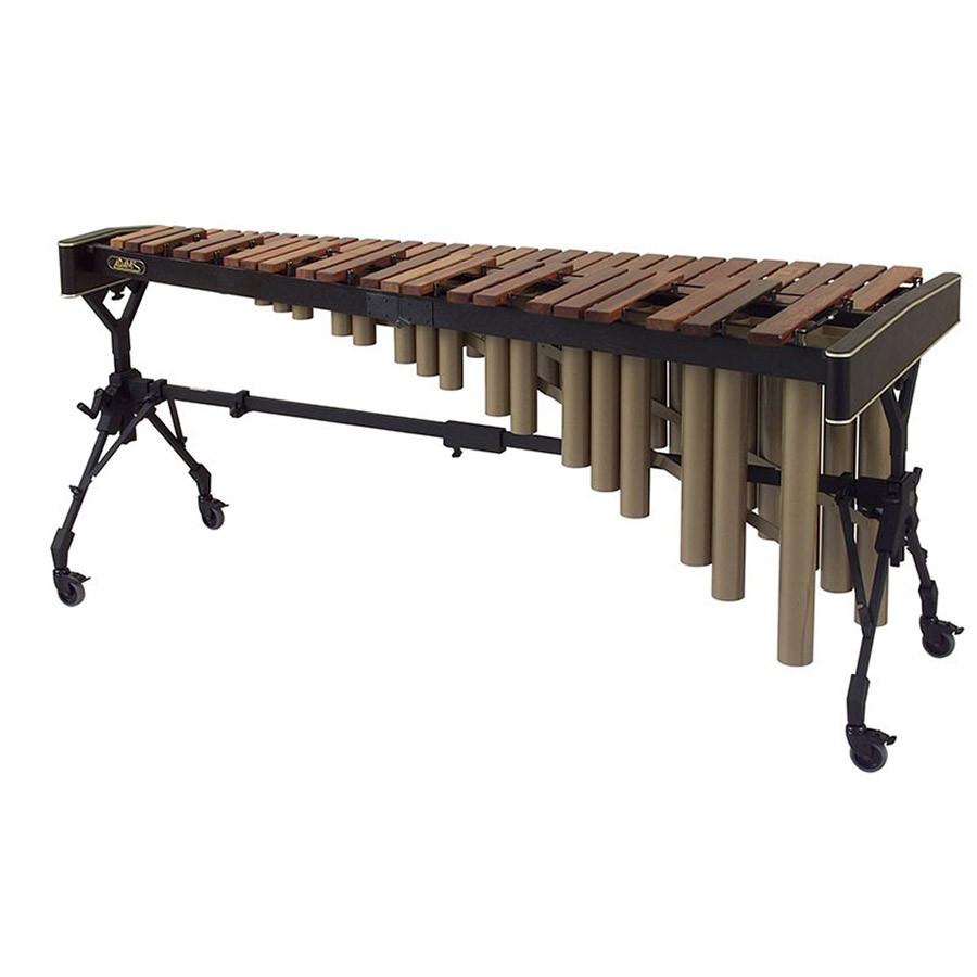 Marimba bar and resonator data  La Favre
