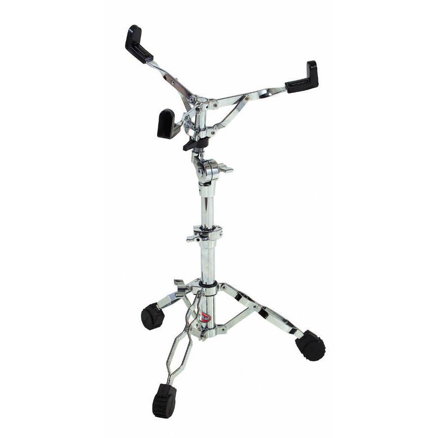 gibraltar 5606 double braced snare stand w gearless basket tilter drums on sale. Black Bedroom Furniture Sets. Home Design Ideas
