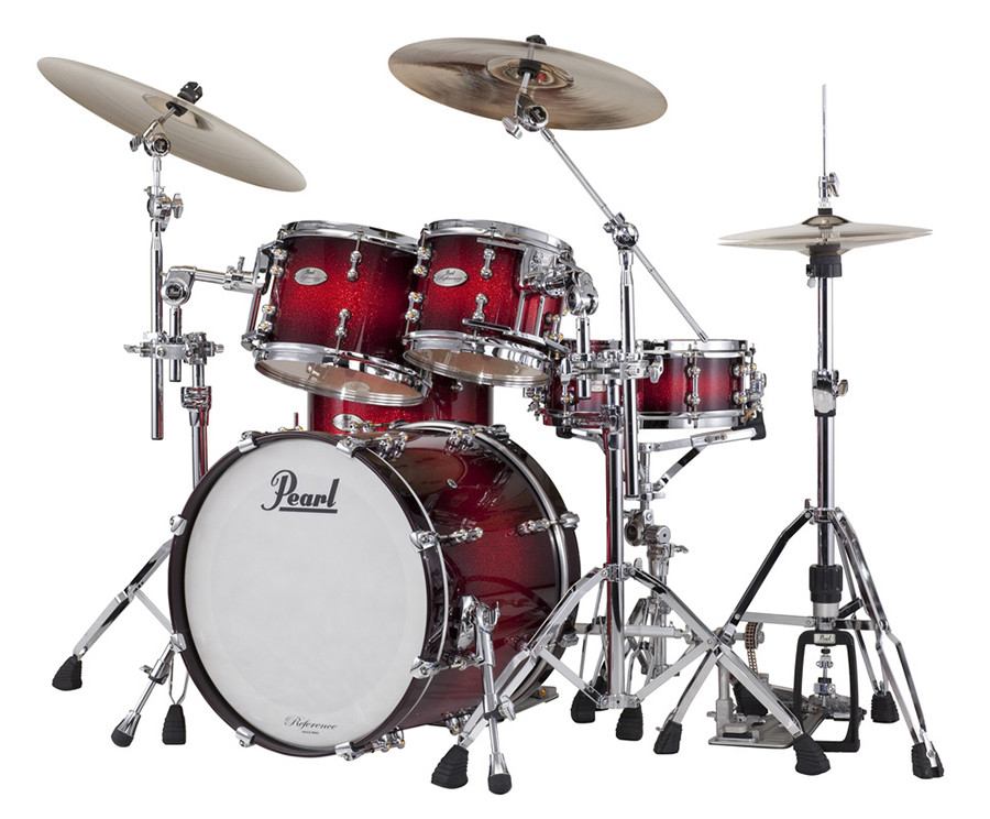 pearl reference pure series shell pack drums on sale. Black Bedroom Furniture Sets. Home Design Ideas