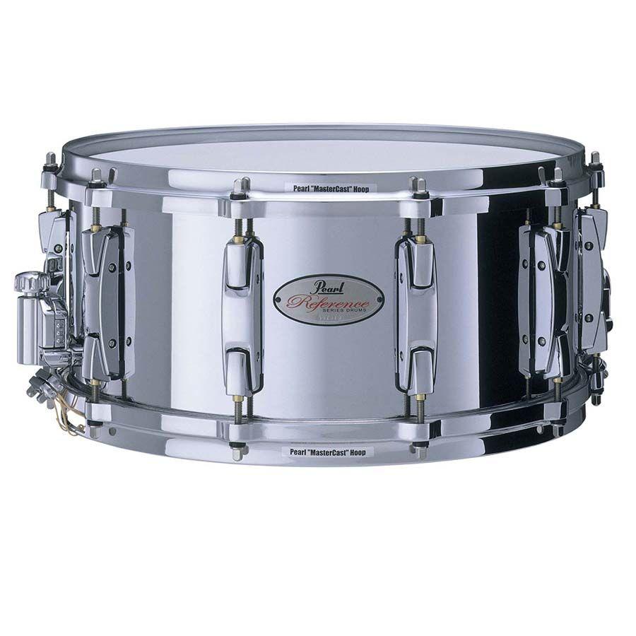 pearl reference series snare 14 x 6 5 cast steel drums on sale. Black Bedroom Furniture Sets. Home Design Ideas
