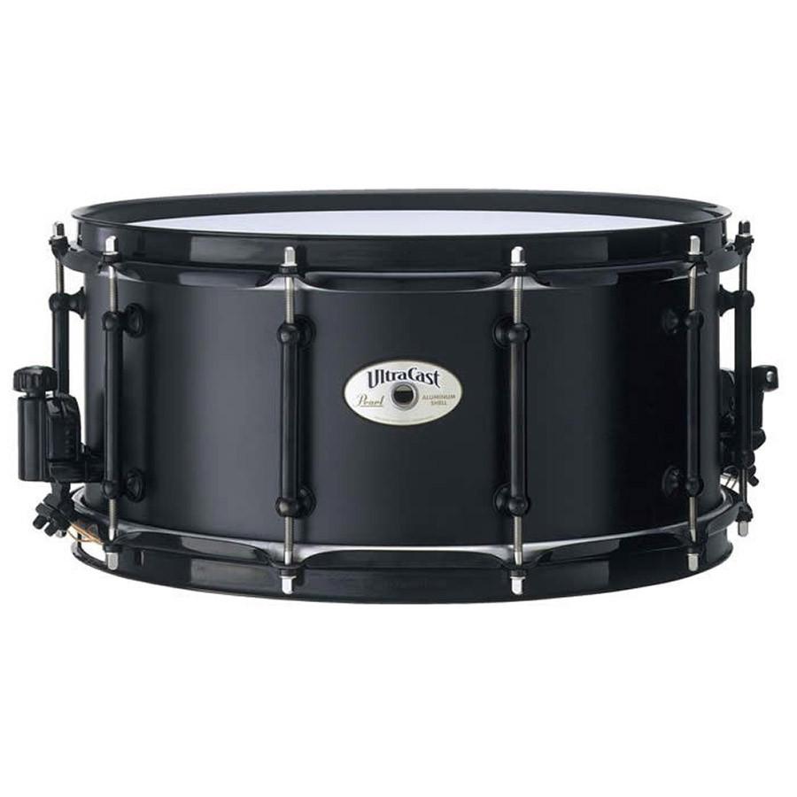pearl ultracast snare 14 x6 5 cast aluminum drums on sale. Black Bedroom Furniture Sets. Home Design Ideas