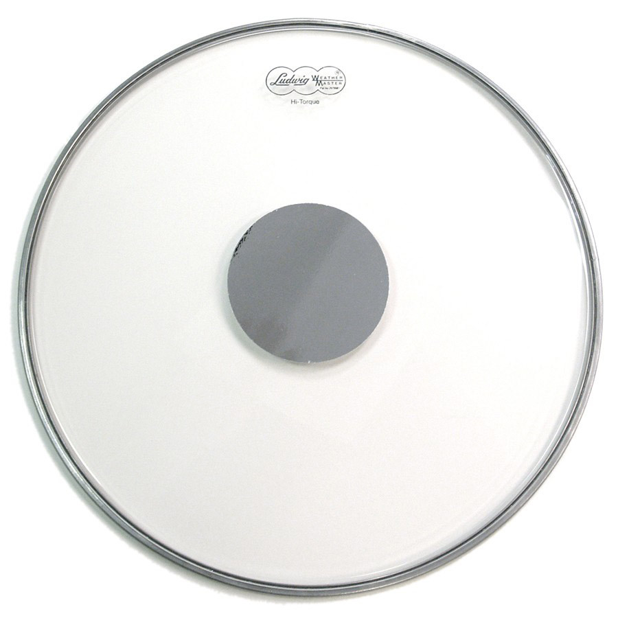 ludwig 22 bass drum head heavy silver dot drums on sale. Black Bedroom Furniture Sets. Home Design Ideas