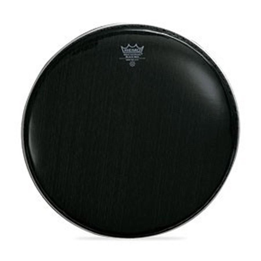 remo black max drum head crimped ebony 14 inch drums on sale. Black Bedroom Furniture Sets. Home Design Ideas