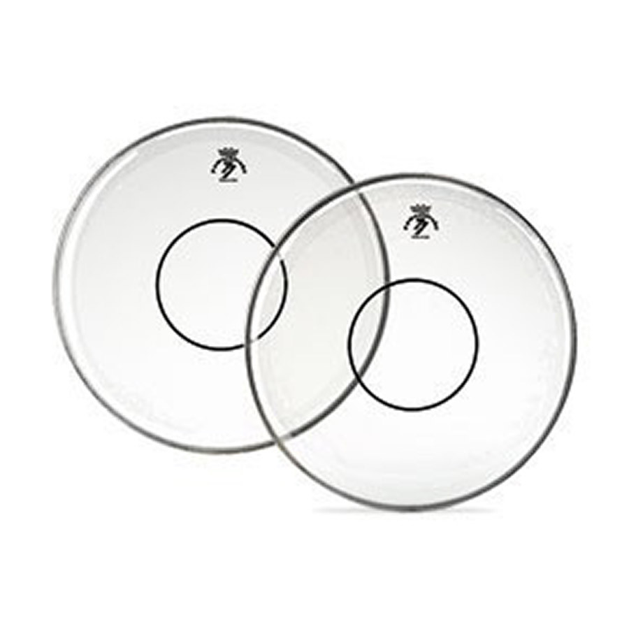 remo powerstroke 77 drum head clear clear dot 15 inch drums on sale. Black Bedroom Furniture Sets. Home Design Ideas