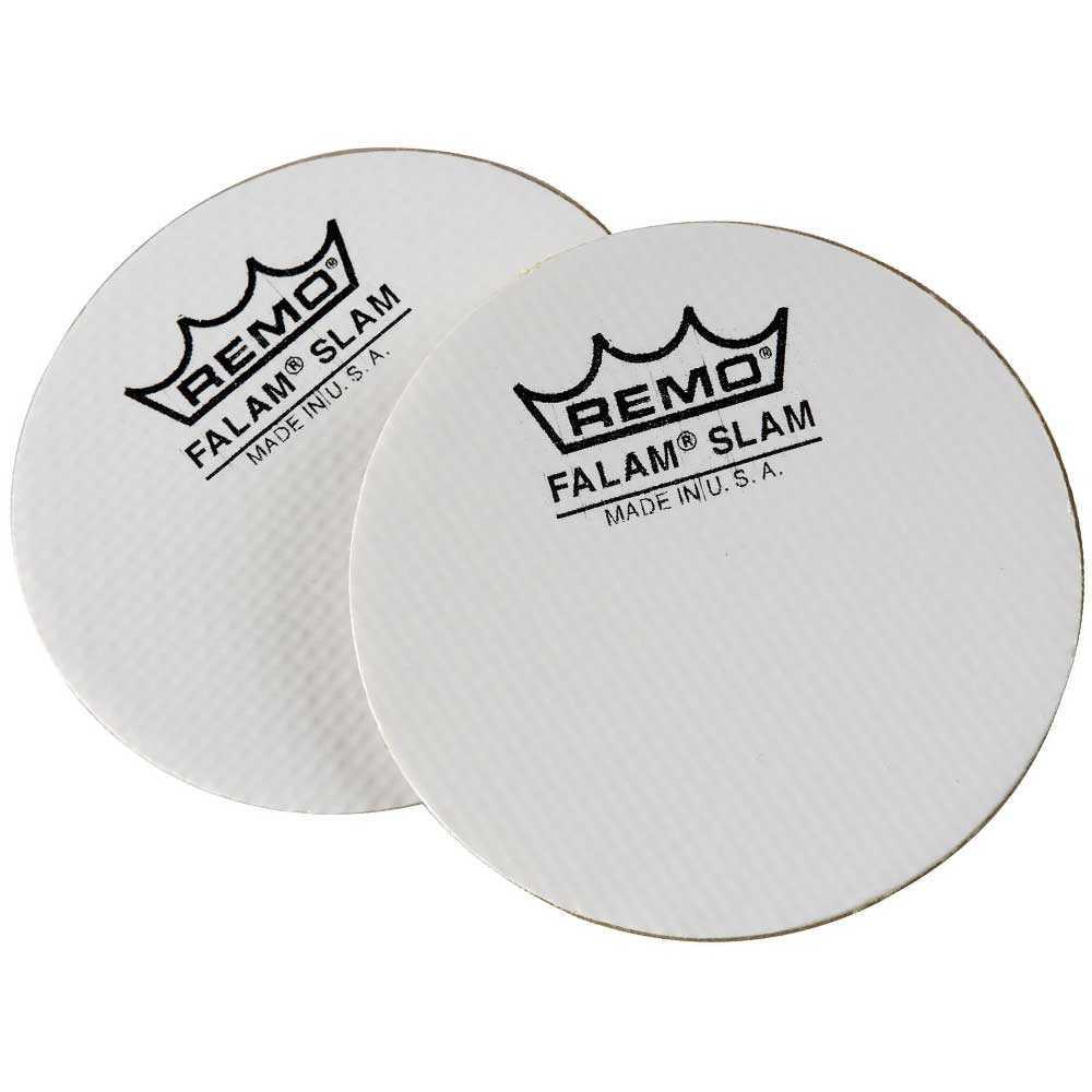 remo patch falam 4 diameter slam 2 piece pack drums on sale. Black Bedroom Furniture Sets. Home Design Ideas