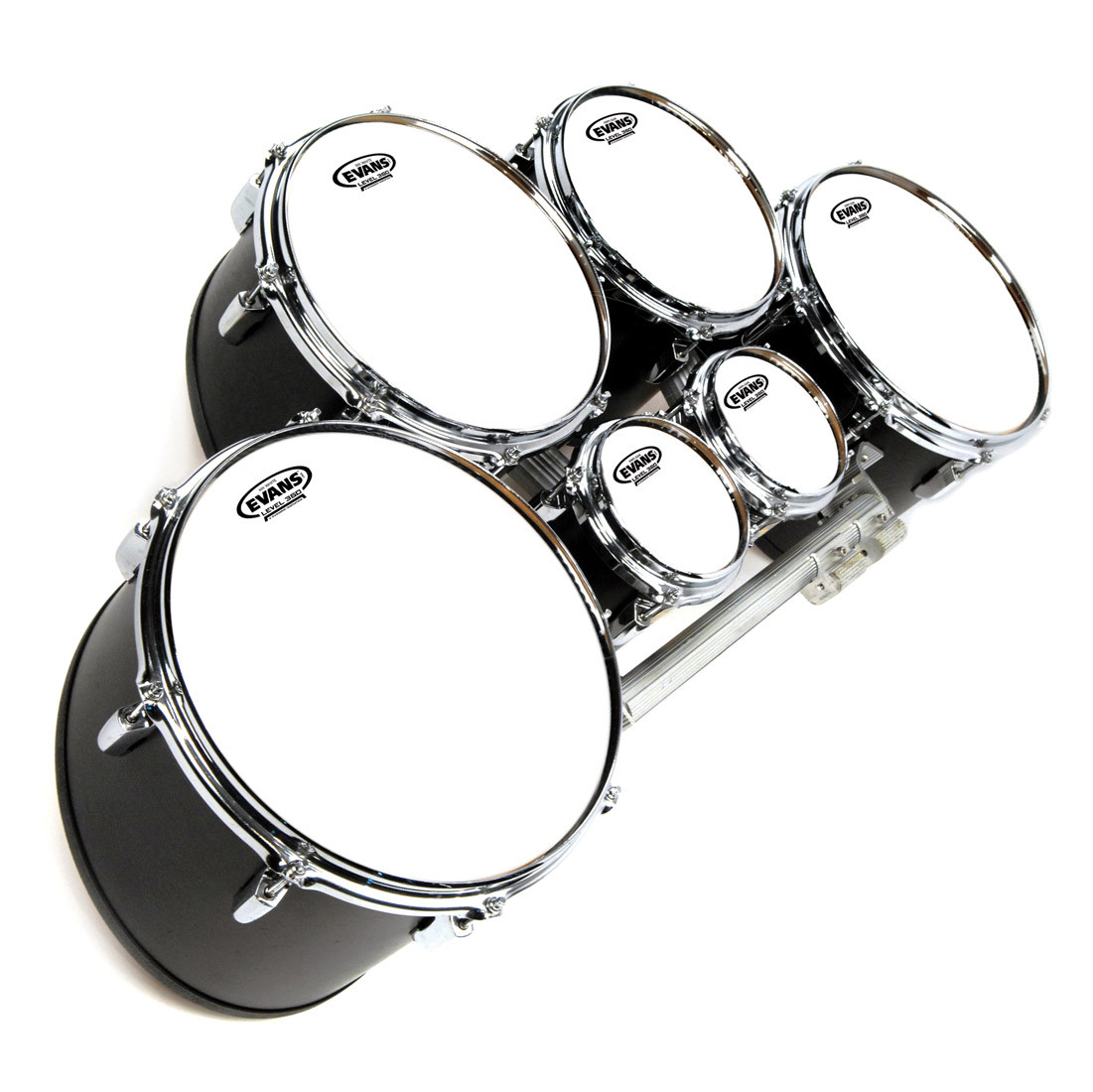 evans 06 mx marching tenor head white marching drum heads drum heads drums on sale. Black Bedroom Furniture Sets. Home Design Ideas