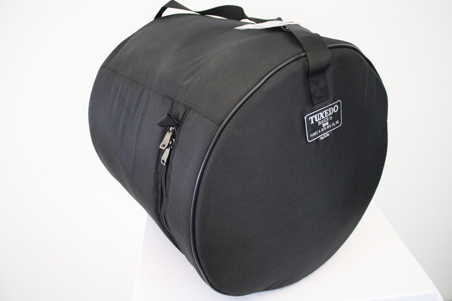 Humes and berg 18 x 18 tuxedo floor tom drum bag tx581tt for 18 inch floor tom for sale