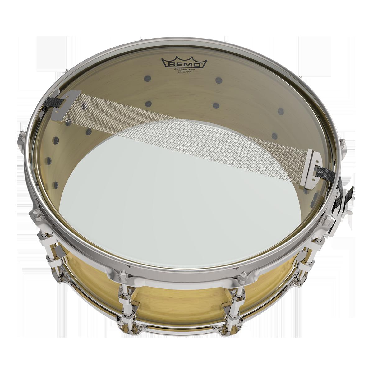 remo ambassador hazy snare side drumheads drums on sale. Black Bedroom Furniture Sets. Home Design Ideas