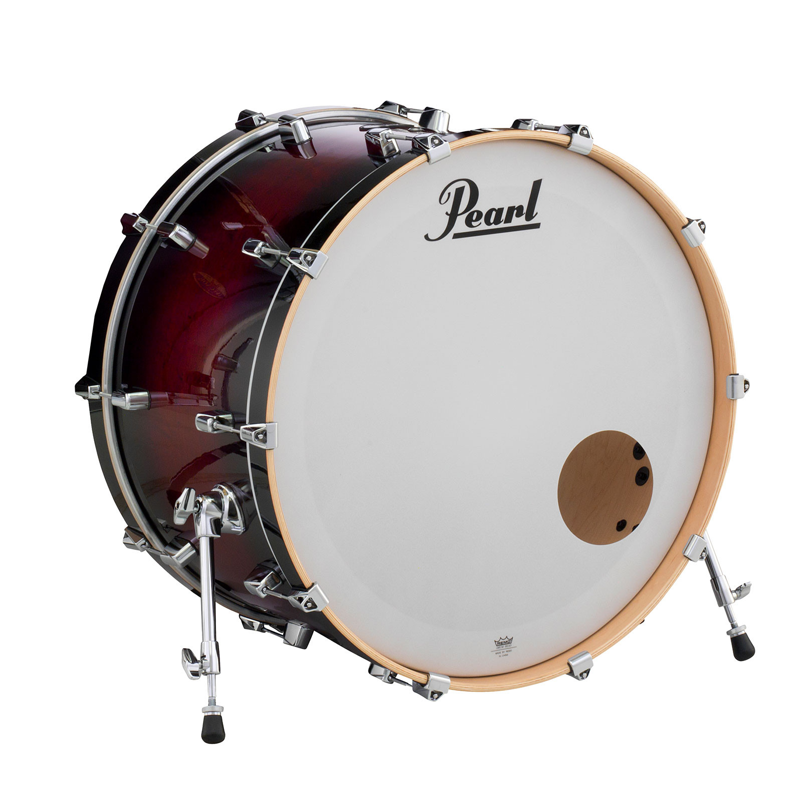 pearl dmp decade maple 24 x14 bass drum drums on sale. Black Bedroom Furniture Sets. Home Design Ideas