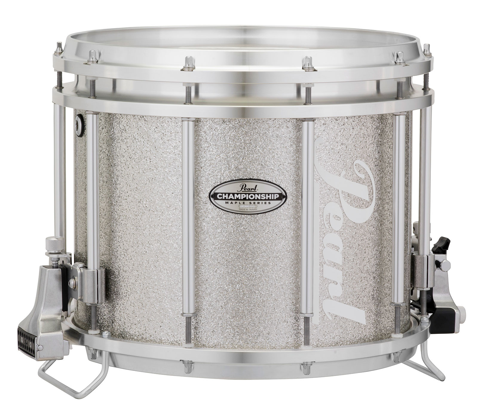 Pearl Championship Maple Series Lacquered FFXML Marching Snare Drums ...
