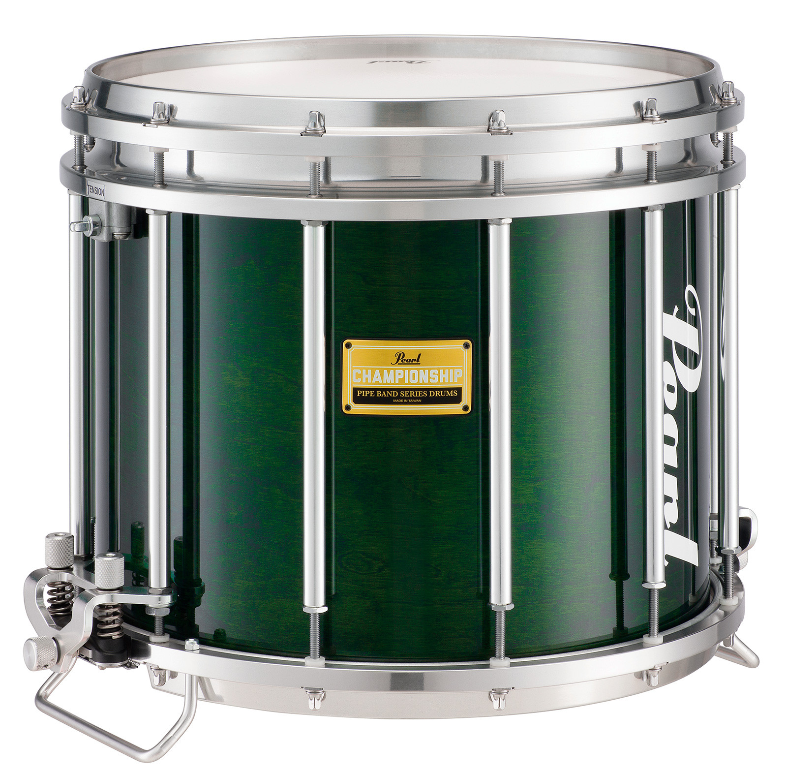 pearl 14 x 12 birch pipe band series snare drum ffxpmd1412 drums on sale. Black Bedroom Furniture Sets. Home Design Ideas