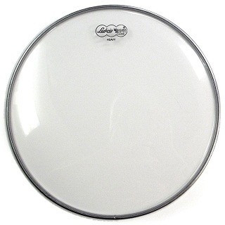ludwig 22 bass drum head clear double ply drums on sale. Black Bedroom Furniture Sets. Home Design Ideas