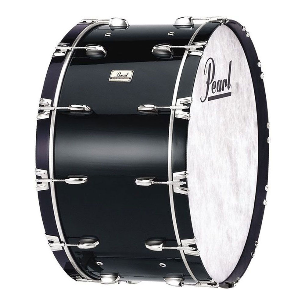 pearl concert bass drums midnight black drums on sale. Black Bedroom Furniture Sets. Home Design Ideas