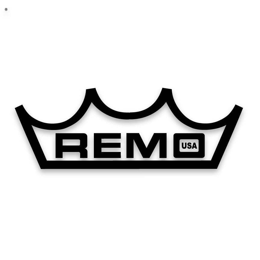Remo Crown Logo Drums on SALE