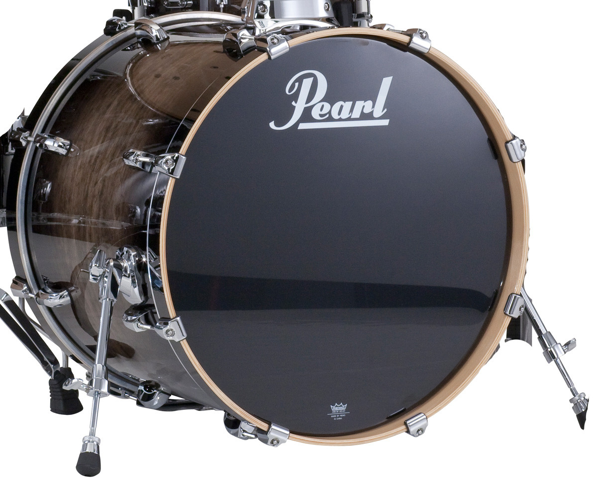 pearl vision birch lacquer series bass drum vbl bass drums on sale. Black Bedroom Furniture Sets. Home Design Ideas