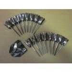 Pearl Claw & Tension Rod Set Chrome (16) VML/VBL/VBA/VB - BDCWAV-16
