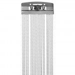 """Fat Cat 13"""" 24 Strand 6+12+6 Dual-Adjustable Snare Wires w/Pitch"""