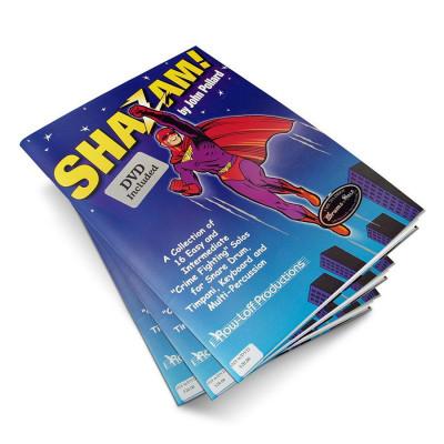 Shazam - John Pollard