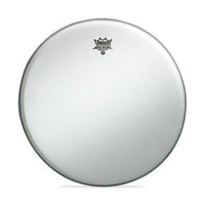 Remo AMBASSADOR Bass Drum Head - Coated 20 inch