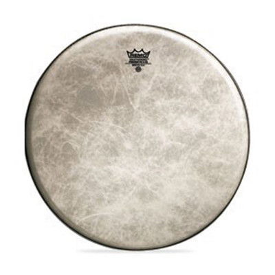 Remo FIBERSKYN Concert Bass Drum Head - F1 Film 24 inch