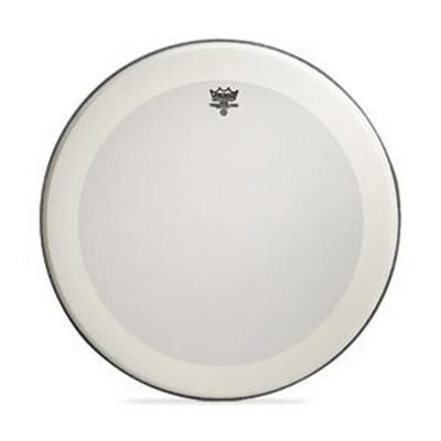 "Remo POWERSTROKE 3 Bass Drum Head - SUEDE - 24"" - AMBASSADOR Weight"