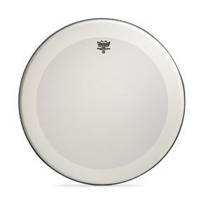 "Remo POWERSTROKE 3 Bass Drum Head - SUEDE - 26"" - AMBASSADOR Weight"