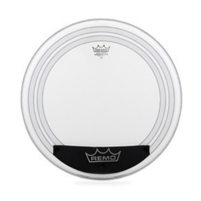 Remo POWERSONIC Bass Drum Head - Coated 18 inch