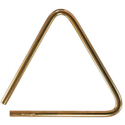 """Grover TR-B-7 7"""" Bronze Symphonic Triangle"""