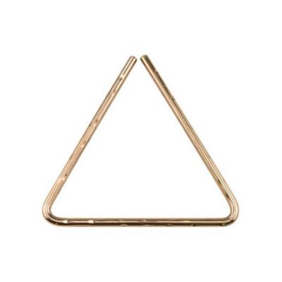 "Sabian 8"" Hand Hammered B8 Bronze Triangle - 61135-8B8H"