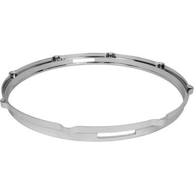 "Ludwig Die Cast 14"" 8 hole snare hoop - Chrome Plated - L1408SC"