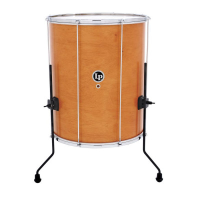 "LP 18"" Wood Surdo with Legs - LP3018"