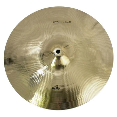 "Wuhan 14"" Medium Thin Crash"