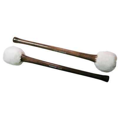 Ludwig Payson Rollers Concert Bass Drum Beater Set - Pair