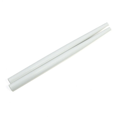 Ahead Drumsticks - White Series Medium Taper Cover