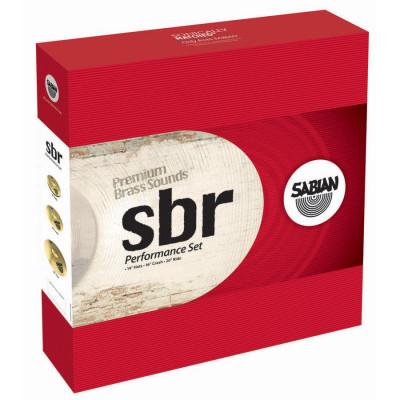 Sabian SBR Performance Set - SBR5003