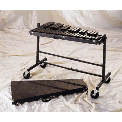 Musser M8039 Kelon Piccolo Xylophone w/ All Terrain Cart 3 Oct