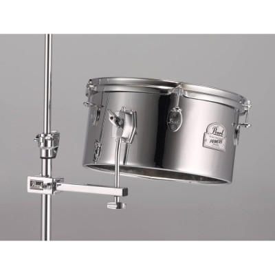 """Pearl Primero 13"""" Timbale w/PPS-36 Mounting Clamp"""