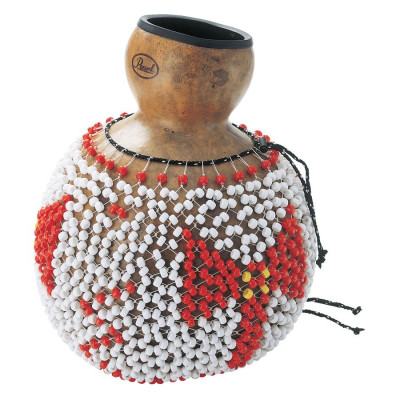 Pearl Traditional Natural Gourd Shekeres Caja Large