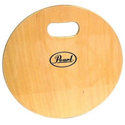 Pearl Conga Reso-Plate Maximizes Resonance