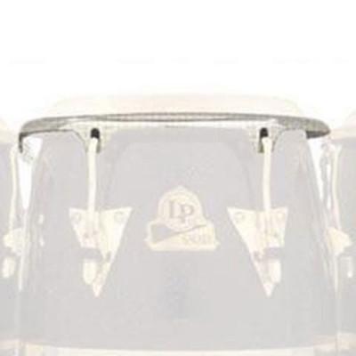 LP Comfort Curve II Conga Rim Tumba, Chrome, Z Series - LP774A