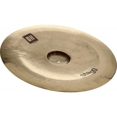 "Stagg Dual Hammered 17"" DH Brilliant China - DH-CH17B"