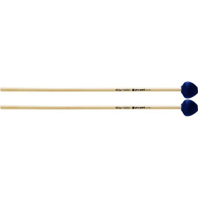 "ProMark Diversity Series ""System Blue"" - Medium Hard Vibe Rattan"